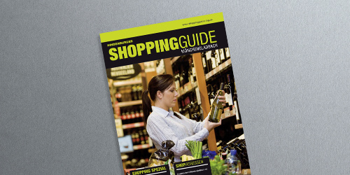 Shoppingguide Mönchengladbach Cover